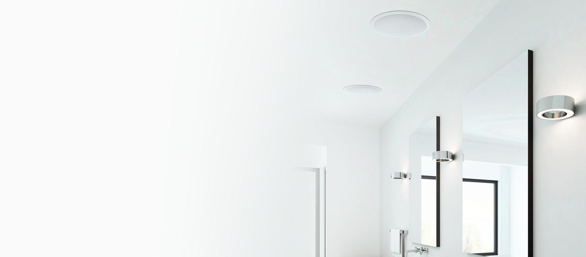 Magnat Interior Ic 62 Hochwertige Wand Und Deckeneinbaulautsprecher Fur Feuchtraume Badezimmer Geeignet Max 140 Watt 1 Stuck Weiss Magnat Onlineshop